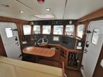 Nordhavn 40 Iolair pilothouse 2