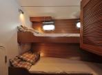 Nordhavn 40 Iolair guest cabin