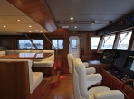 Nordhavn 76 Sweet Hope Engineroom + Pilothouse + Galley 067