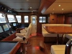 Nordhavn 76 Sweet Hope Engineroom + Pilothouse + Galley 068