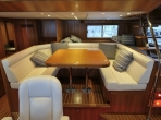 Nordhavn 76 Sweet Hope Engineroom + Pilothouse + Galley 069