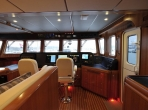 Nordhavn 76 Sweet Hope Engineroom + Pilothouse + Galley 099