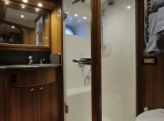 Nordhavn 76 Sweet Hope Engineroom + Pilothouse + Galley 115
