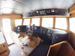 N52 - Muramer pilothouse