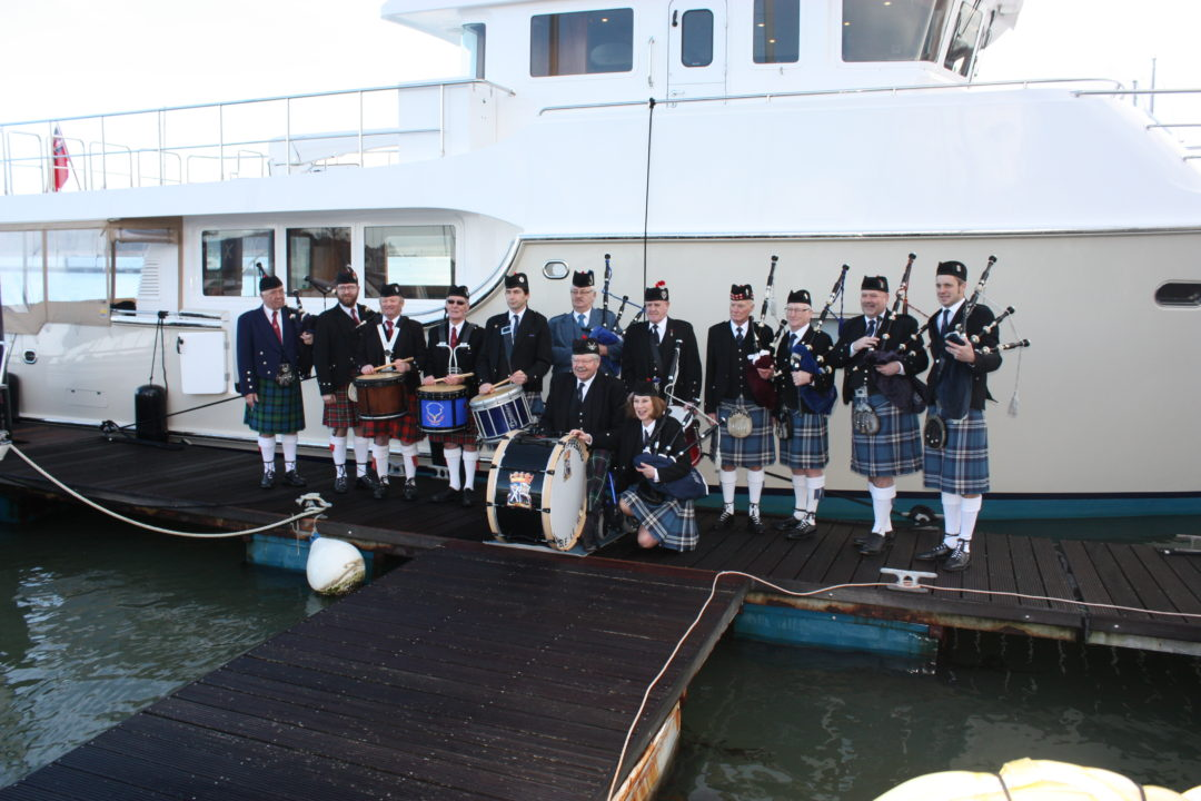 Bagpipe the World