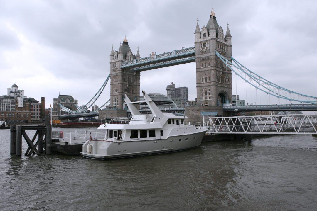 Nordhavn 57 in London