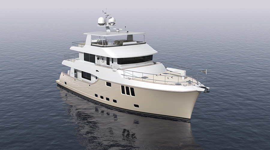 Home of the world's most capable Trawler Yachts - Nordhavn Europe